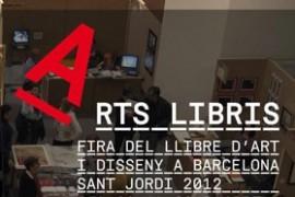 Feria del libro de arte y diseño de Barcelona